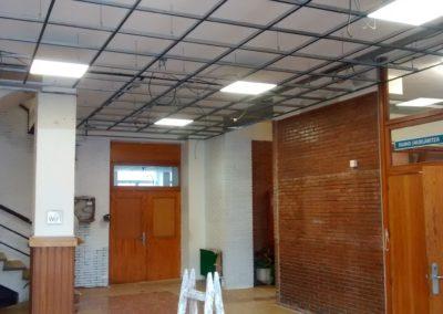 Proyecto electricidad instituto