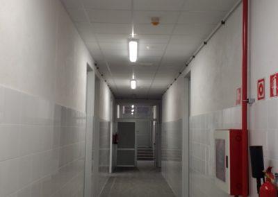 proyecto presupuesto electrico Instalaciones deportivas