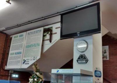 instalacion electrica inteligente instituto bidasoa