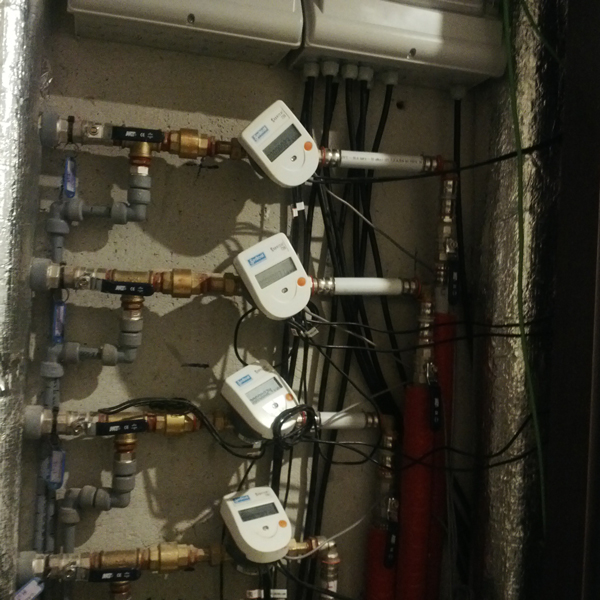 sistema telelectura comunidades electricidad