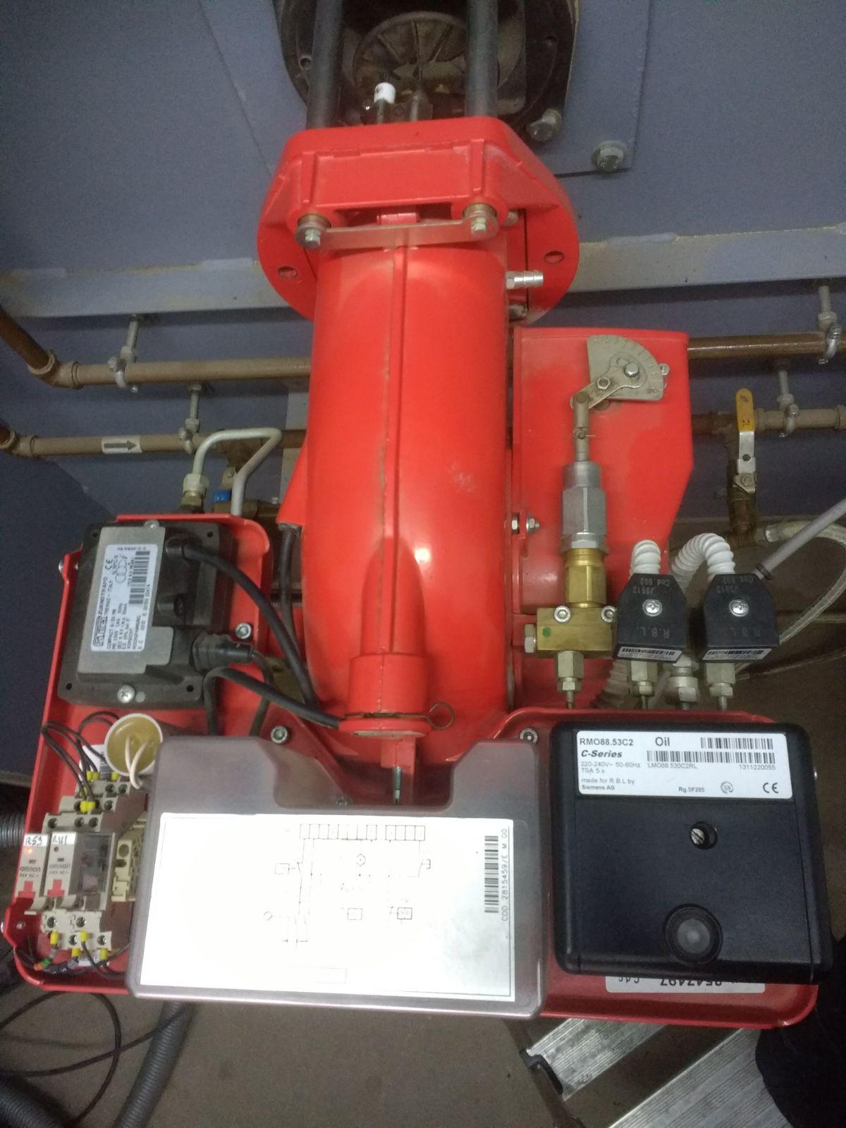 mantenimiento electrico industrial