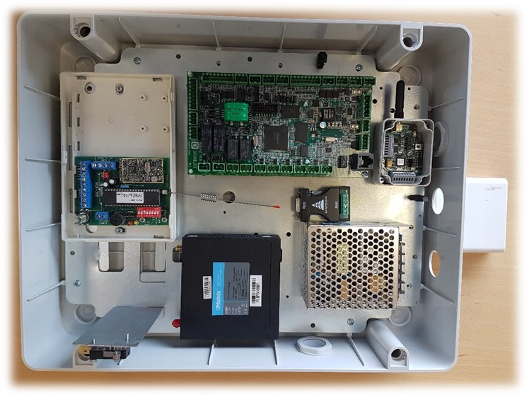 sistema electrico contabilidad consumo