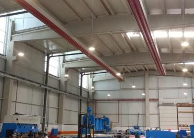 Porqué utilizar iluminación LED en las industrias
